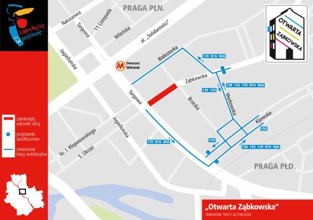 Objazdy Ząbkowskiej Urząd Miasta