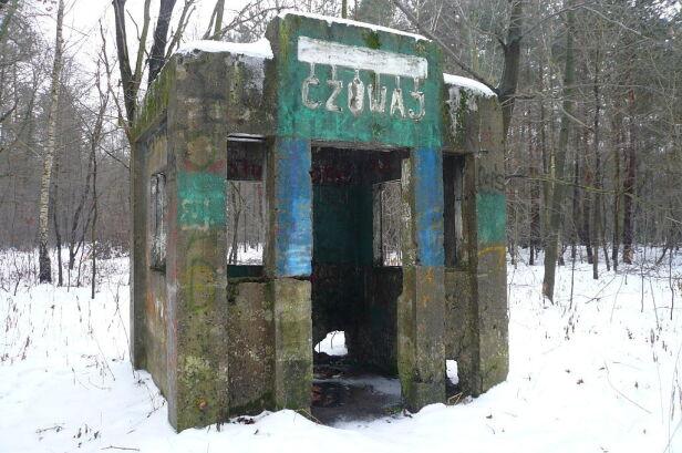 Radiostacja będzie zabytkiem? Traper Bemowski / Wikipedia (CC BY 3.0