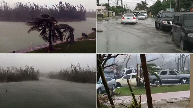 Pięć ofiar huraganu Dorian. <br />Żywioł zmierza do Stanów Zjednoczonych