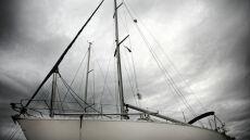 Deszczowy Bałtyk i Mazury
