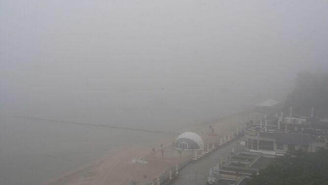 Mgły w Polsce. Uważajcie na drogach
