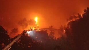 Nastolatek wywołał ogromny pożar lasu. Kara? Ponad 36 milionów dolarów