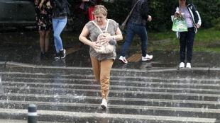 Prognoza pogody na dziś: dzień pod znakiem opadów, do 25 stopni
