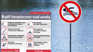 Woda to nieprzewidywalny żywioł. Od początku czerwca utonęły 42 osoby