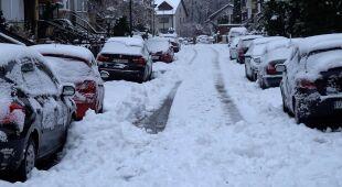 Zima zaatakowała na północy Polski